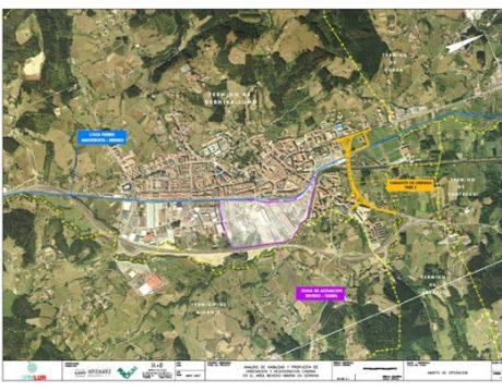 Ordenación y regeneración urbana en el área Beheko-Ibarra de Gernika - 2
