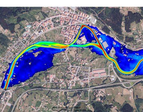 Defensa contra inundaciones del Río Kadagua en Zalla. - 2