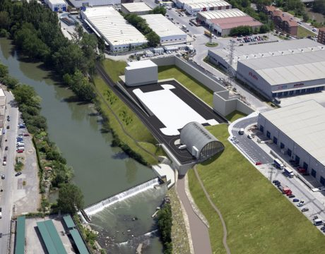 Reversible installation of water pumping and turbining at Bolueta - 4