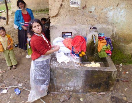 Plan Nacional de abastecimiento y saneamiento rural en Perú - 3