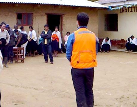 Plan Nacional de abastecimiento y saneamiento rural en Perú - 2