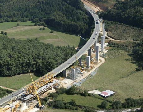 Autopista A-8 Ballota-Cadavedo - 4