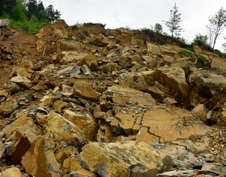 Deslizamientos en Bizkaia - 1
