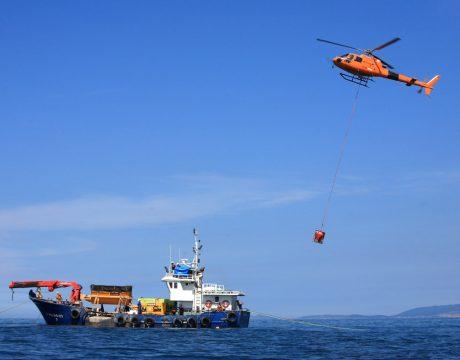 Emisario submarino de Bens (A Coruña) - 7