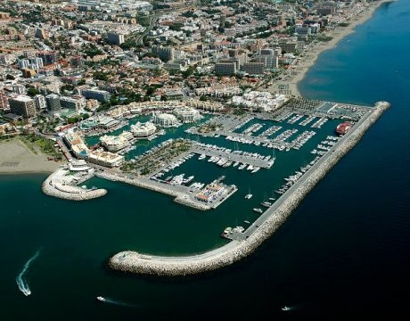 Ampliación del Puerto de Benalmádena - 1