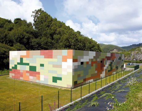 Bloques de saneamiento del Consorcio de Aguas Bilbao Bizkaia (CABB). - 5