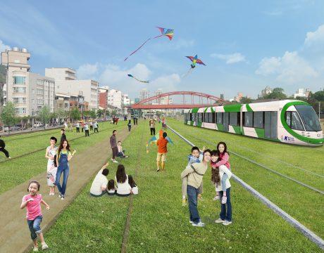 Ampliación del tranvía de Kaohsiung, Taiwan - 5