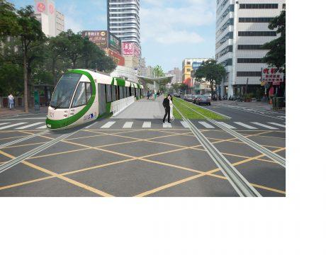 Ampliación del tranvía de Kaohsiung, Taiwan - 3