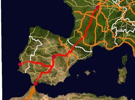 Travesía Central Transpirenaica, Eje Número 16 - 1