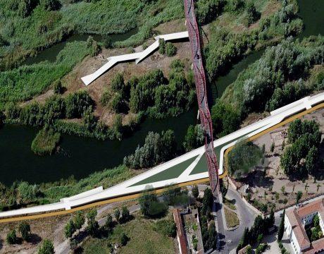 Integración de los ríos Tajo y Alberche en Talavera de la Reina - 4