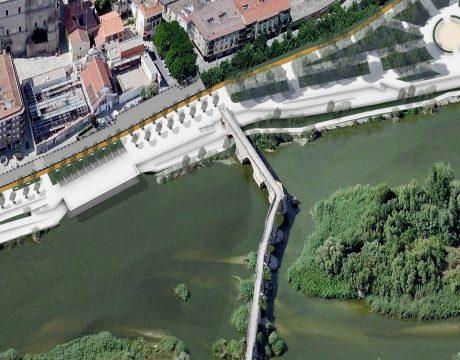 Integración de los ríos Tajo y Alberche en Talavera de la Reina - 3