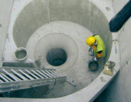 Bloques de saneamiento del Consorcio de Aguas Bilbao Bizkaia (CABB). - 2