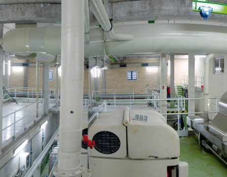 Bloques de saneamiento del Consorcio de Aguas Bilbao Bizkaia (CABB). - 1